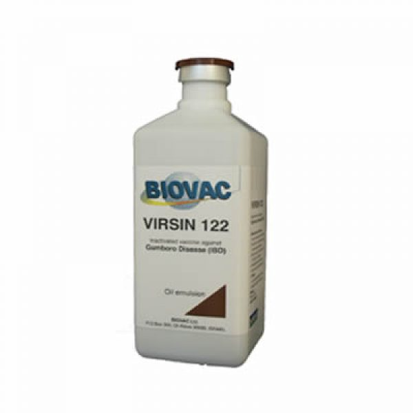 Virsin 122, 500ml, IBD- 1,000 doses