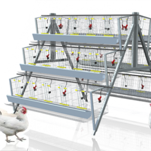 Battery cage system